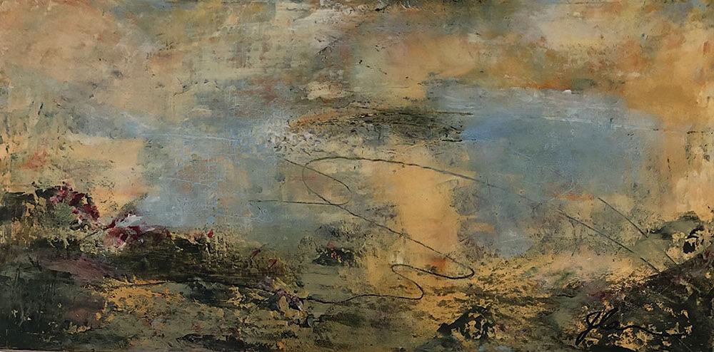 Jill Lawrence Atmospheric Paintings
