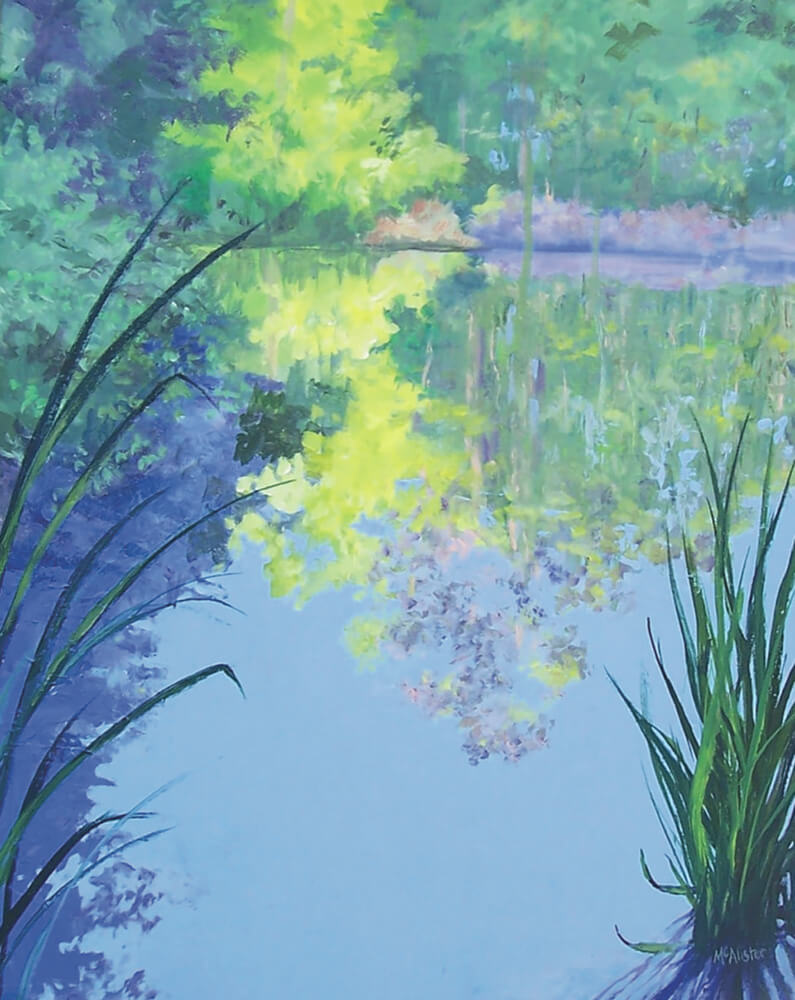 Annette McAlister Paintings