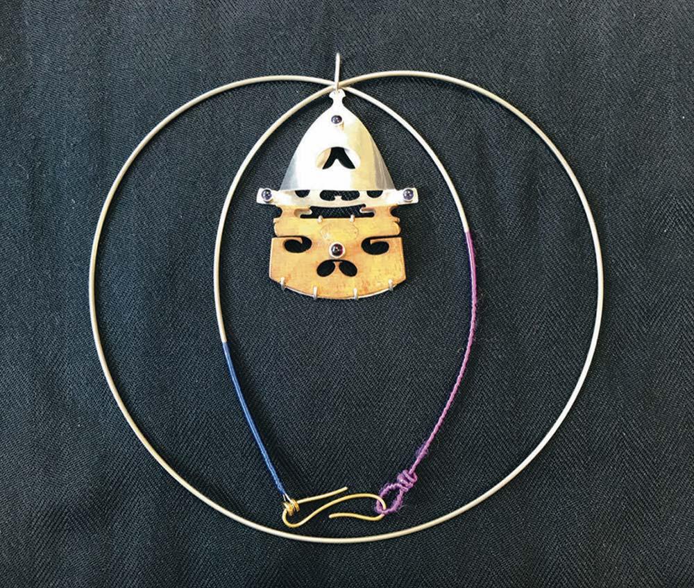 Cathy Stryker Jewelry, Sculpture